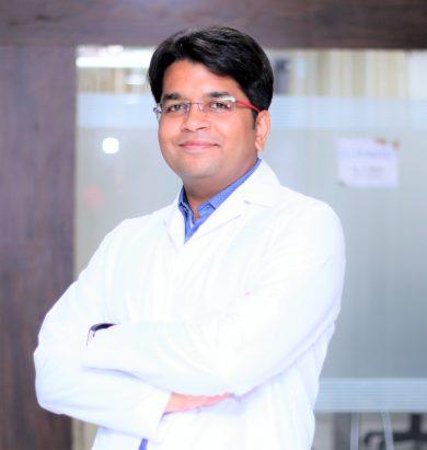 Dr. Saurabh Shrivastava